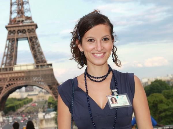 Aime Paris : Manuela