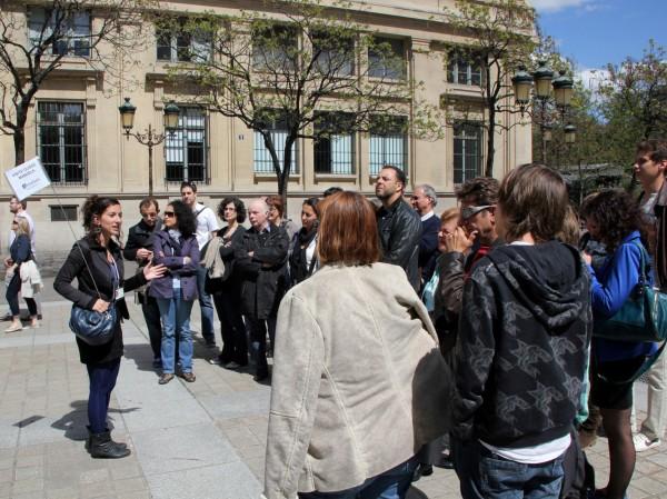 Aime Paris : visite Cité