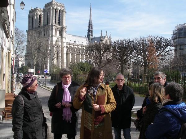 Visite Paris Moyen-Âge