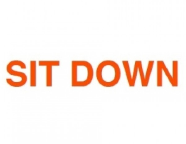 Galerie Sit Down : logo