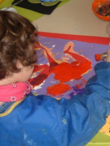 Baby-Atelier du Musée en Herbe