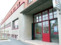 Galerie municipale Jean-Collet : extérieur