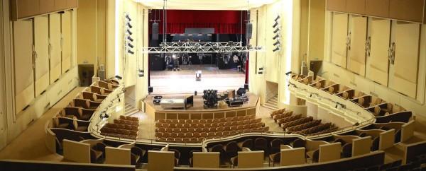 Théâtre de Poissy - Salle