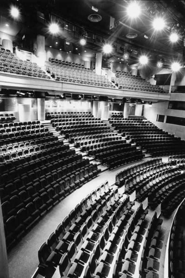 Théâtre de Saint-Quentin en Yvelines : Grande salle
