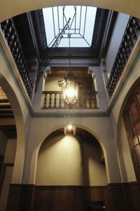 Musée Jean-Jacques Henner - Patio
