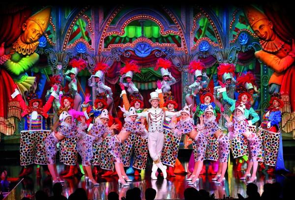 Final Cirque Féerie