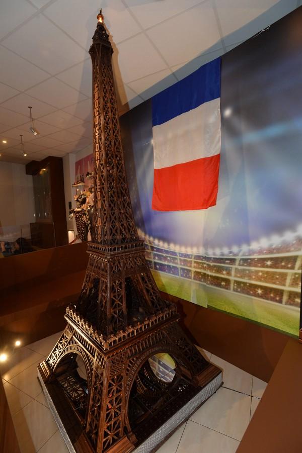 Tour Eiffel - Musée du Chocolat