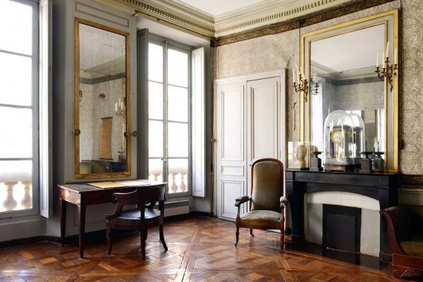Cabinet de travail d'Auguste Comte