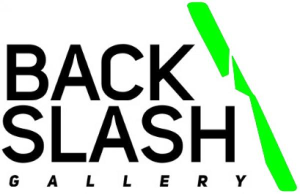 Logo BACKSLASH Gallery
