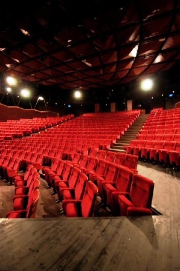 Théâtre de Corbeil-Essonnes : salle