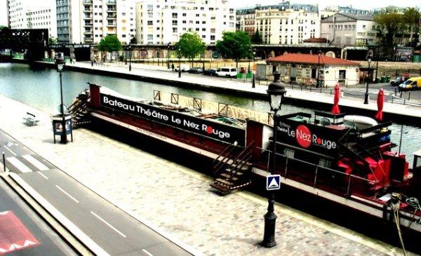 Le Nez Rouge : bateau