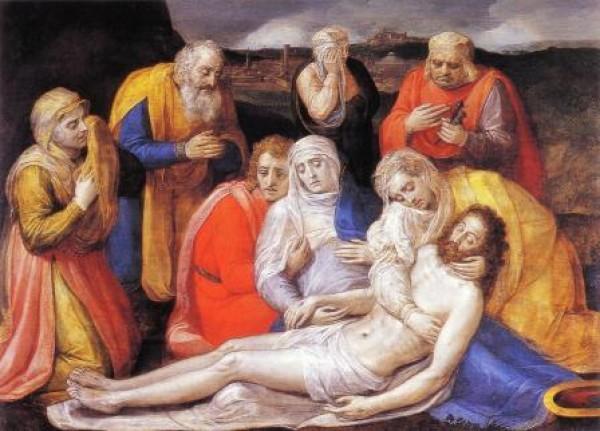 Déploration du Christ par Floris