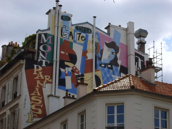 Les Années Folles à Montparnasse