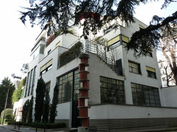 Art Nouveau, Art Déco et Architecture Moderne