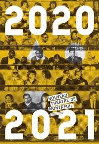 Nouveau Théâtre de Montreuil - Saison 2020-2021