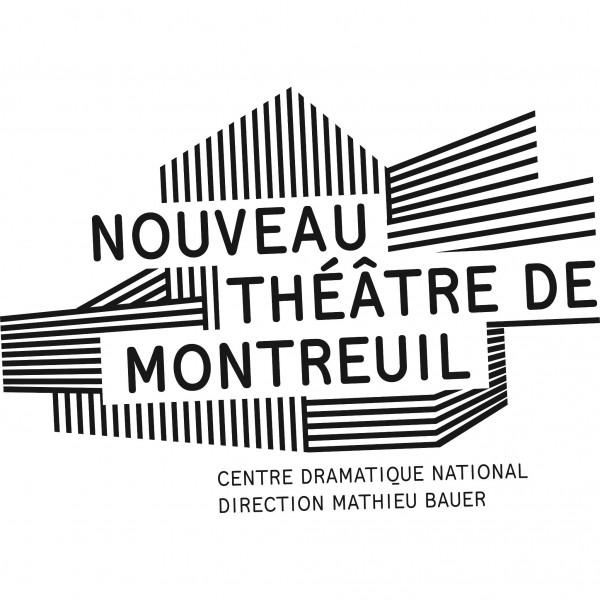 Nouveau Théâtre de Montreuil : logo