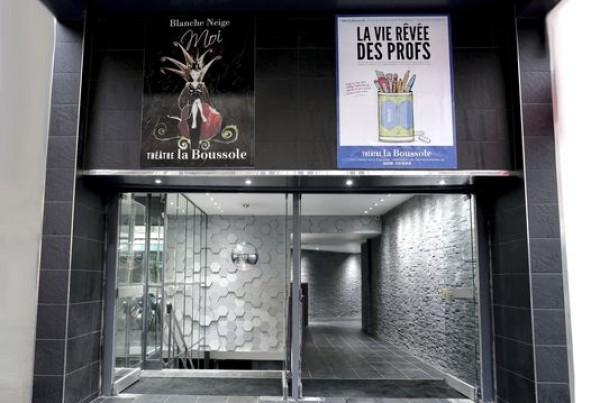 La Boussole : façade