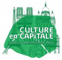 Logo Culture en capitale