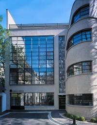 Musée Mendjisky-Écoles de Paris : façade