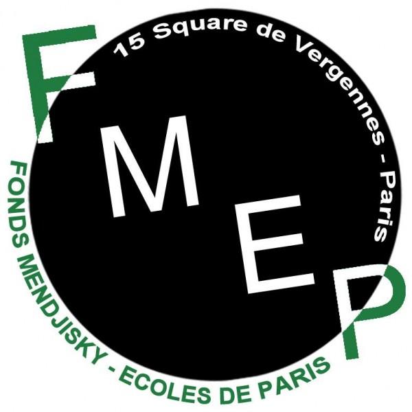 Musée Mendjisky-Écoles de Paris : logo