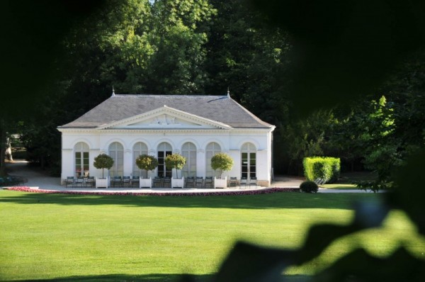 Propriété Caillebotte : l'Orangerie