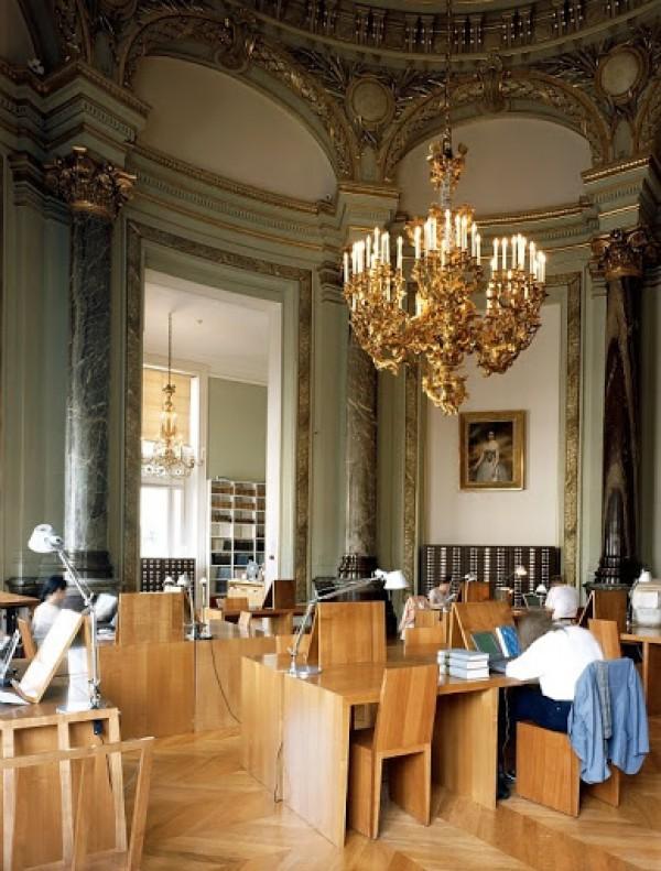 Bibliothèque-musée de l'Opéra - Palais Garnier