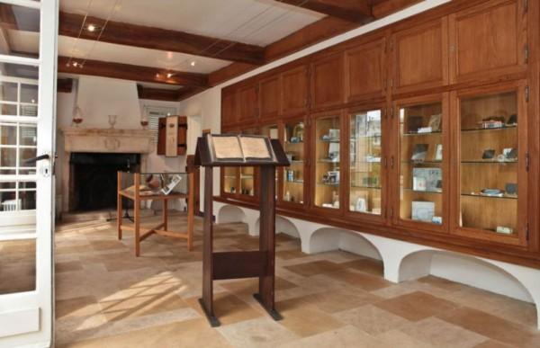 Musée du Sucre d'orge : intérieur
