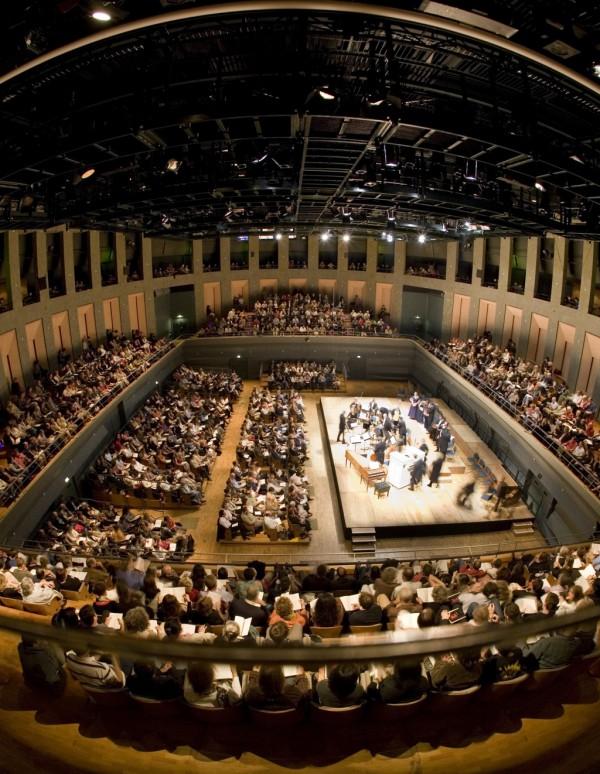 Salle des concerts