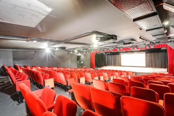 Théâtre Les Feux de la Rampe : salle