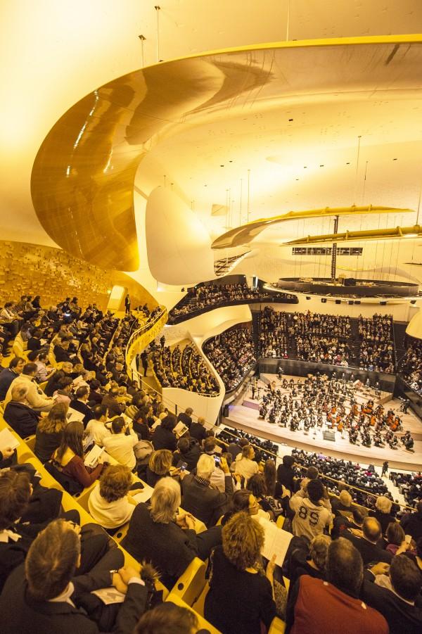 Philharmonie de Paris : concert