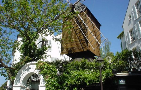 Les Balades de Lorenzo - Moulin de la Galette