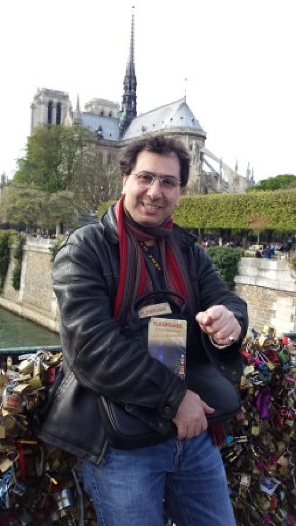 Hervé Benhamou, guide-conférencier