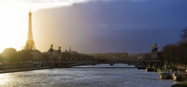Visites d'Hervé Benhamou - Tour Eiffel, Pont Alexandre III