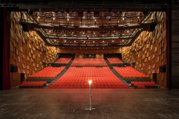 Théâtre Sénart - Grande salle