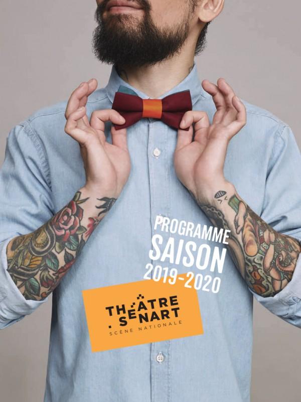Théâtre Sénart - Saison 2019-2020