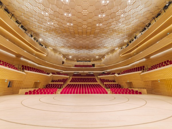 L'Auditorium de la Seine musicale