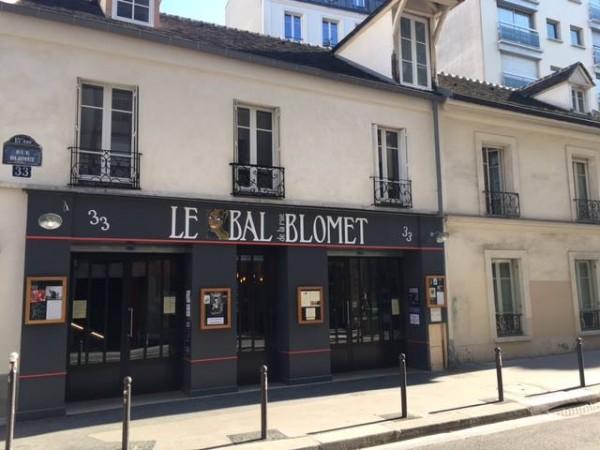 Le Bal Blomet - Façade