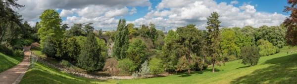 Parc des Buttes-Chaumont, Paris 19e
