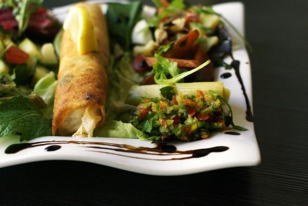 Brick salade