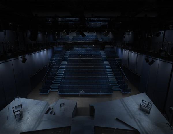 La Scala Paris : Salle