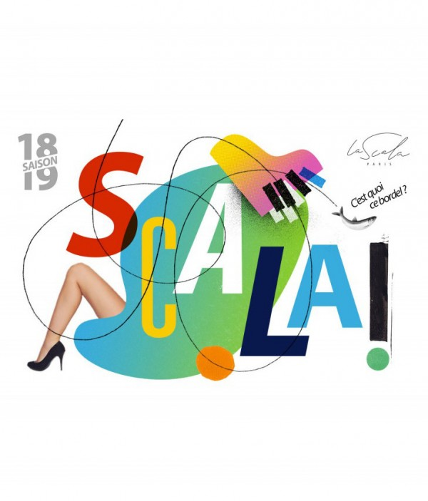 La Scala Paris - Saison 2018-2019
