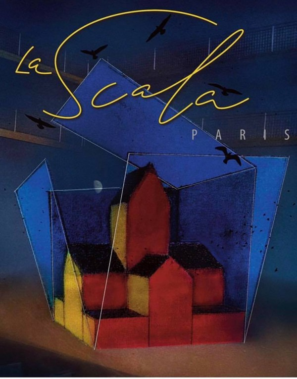 La Scala Paris - Logo