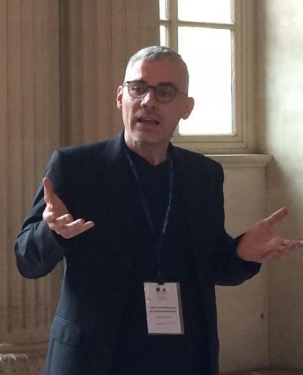 Philippe Roullaux, guide-conférencier