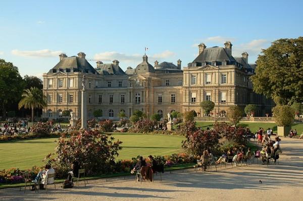 Visite guidée jardin du Luxembourg