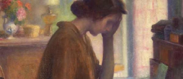 Julie Manet au Musée Marmottan Monet