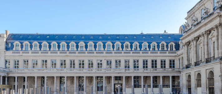 Palais Royal / Jimmy Jaeh / Unsplash