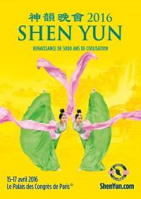 Shen Yun 2016 au Palais des Congrès de Paris