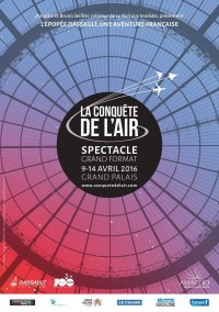 La Conquête de l'air au Grand Palais