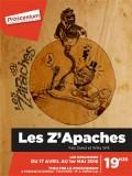 Les Z'Apaches au Théâtre Le Proscenium