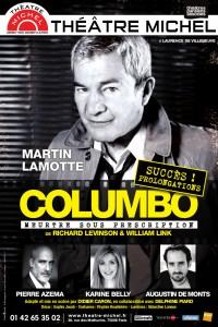 Columbo au Théâtre Michel